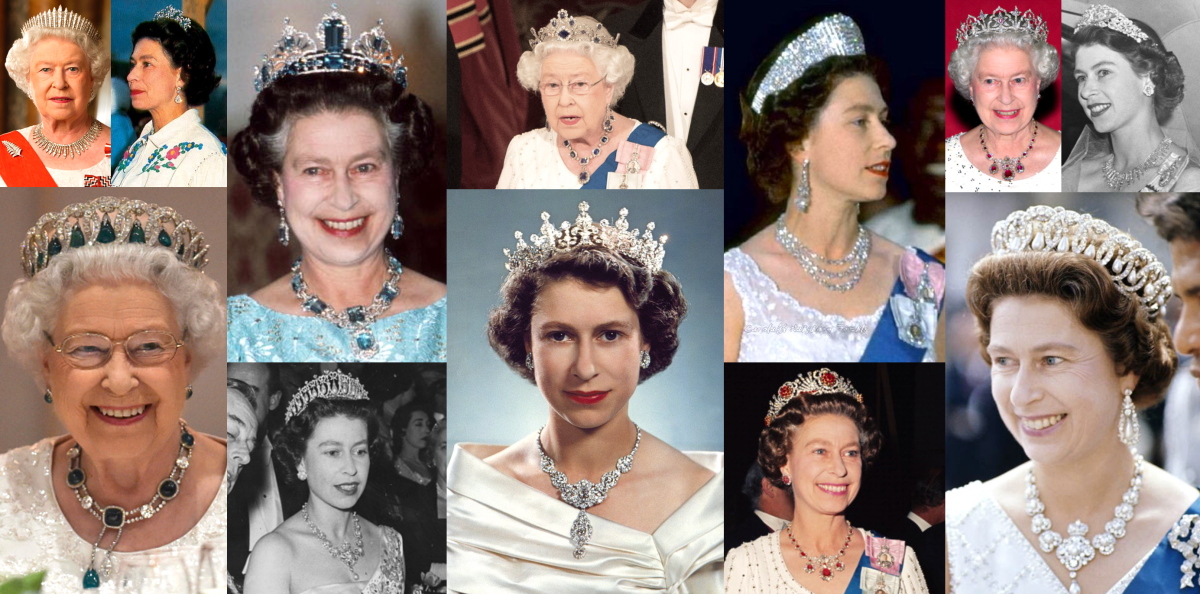 British Royal Tiaras