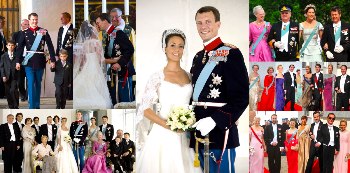 Wedding of Prince Joachim and Marie Cavallier | The Royal Watcher