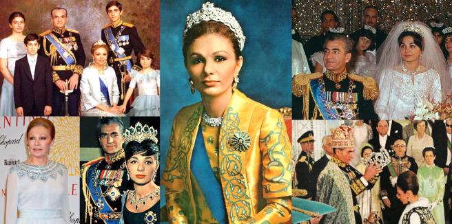 Image result for empress farah