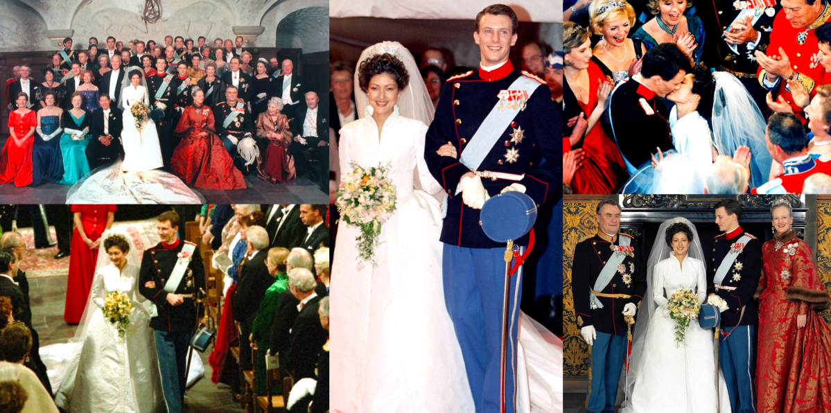 Wedding of Prince Joachim of Denmark and Alexandra Manley