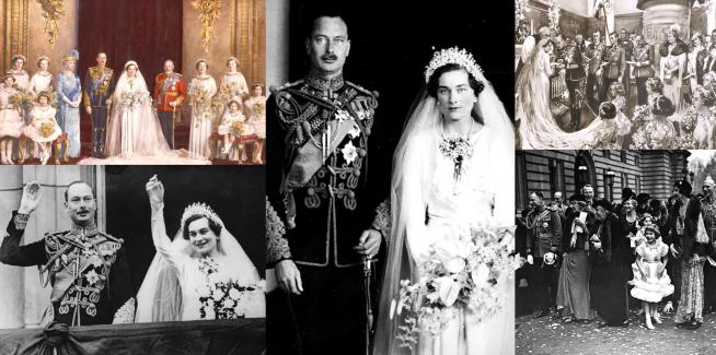 Earl Of Ulster Wedding: Wedding Of Prince Henry, Duke Of Gloucester