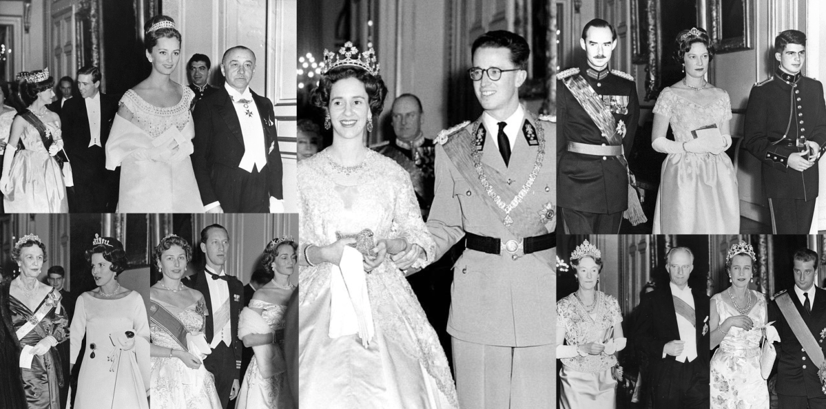 King Baudouin's Pre-Wedding Ball, 1960