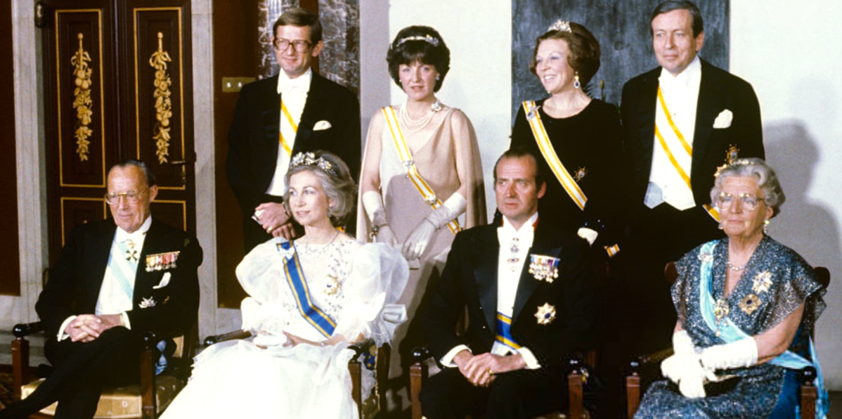 Spanish State Visit to the Netherlands, 1980