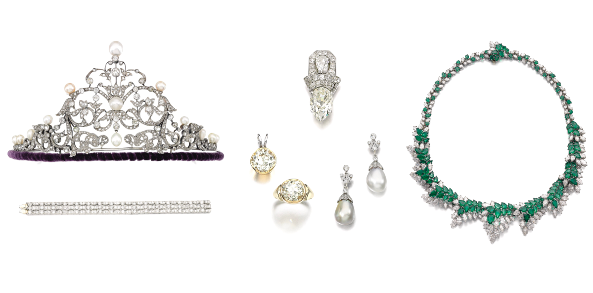 Sotheby's Fine Jewels- 20 March 2018