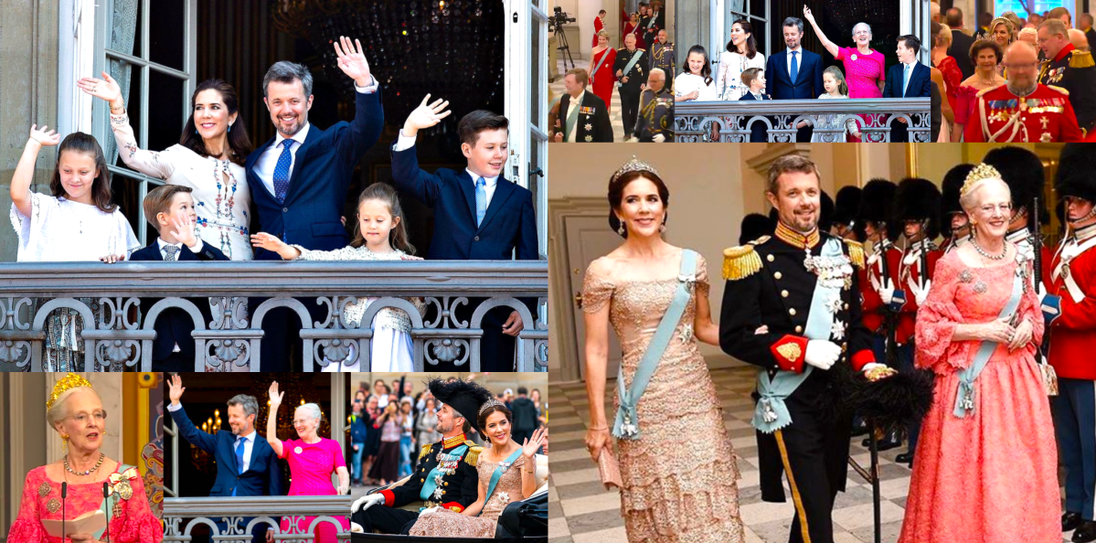 Crown Prince Frederik's 50th Birthday