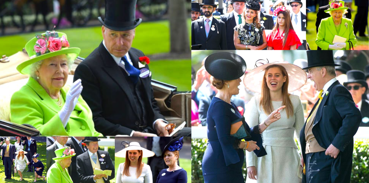 Royal Ascot 2018- Day 4