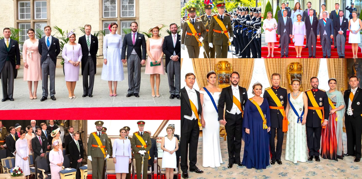 Luxembourg National Day 2018