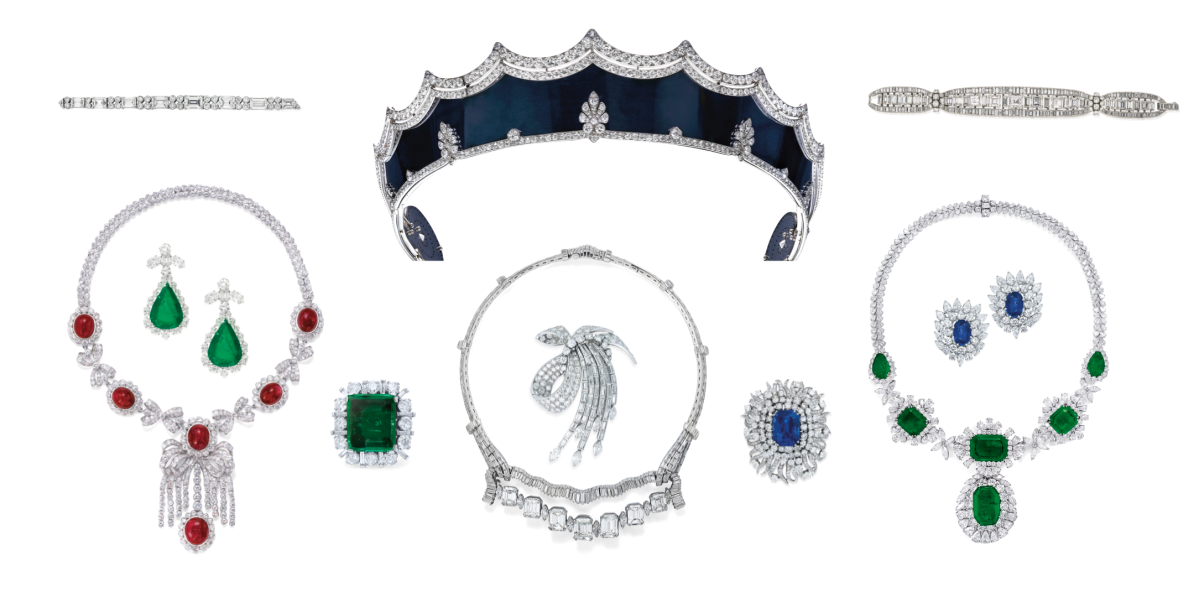 Christie's Magnificent Jewels- 13 November 2018