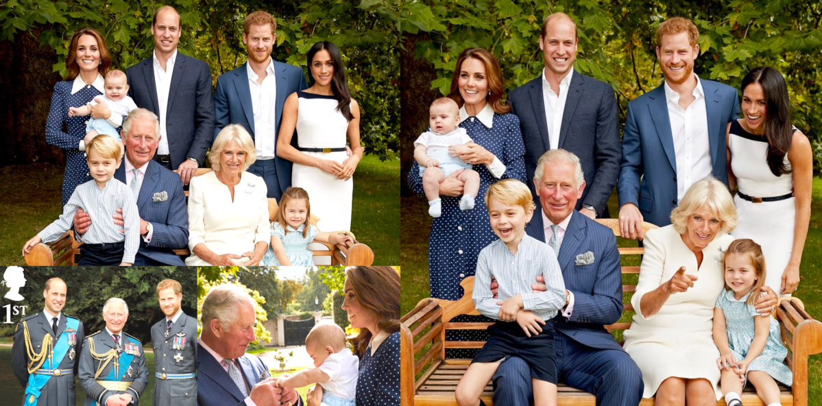 Prince of Wales' 70th Birthday Portraits