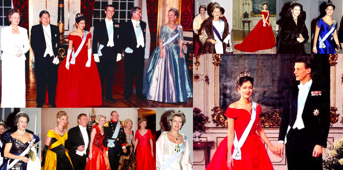 Prince Joachim's Pre-Wedding Ball, 1995