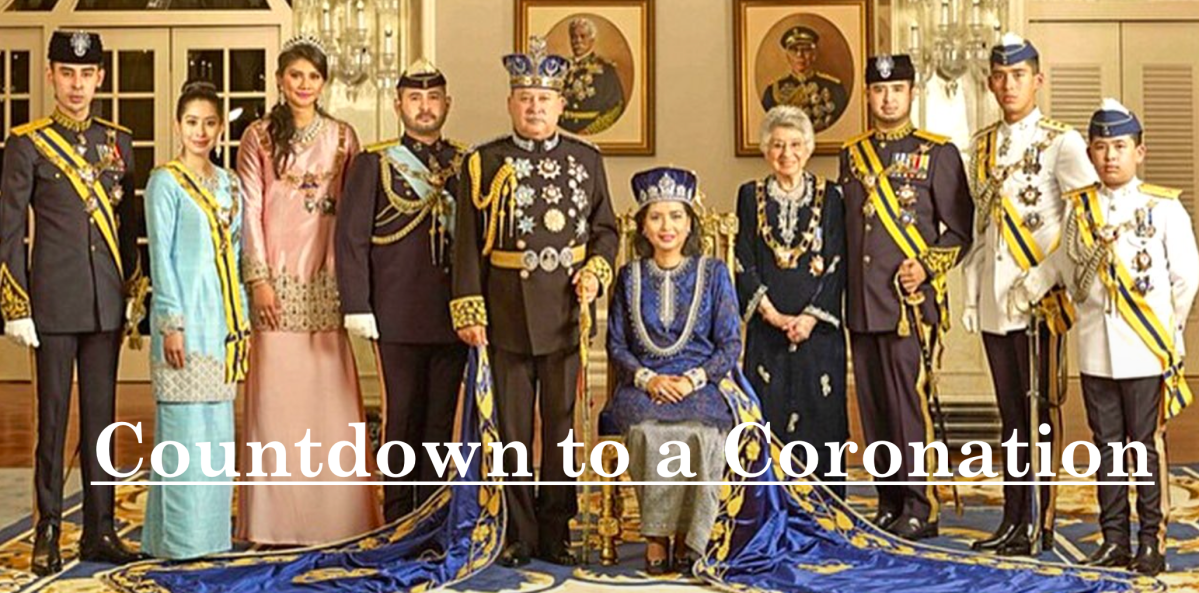 Countdown to a Coronation