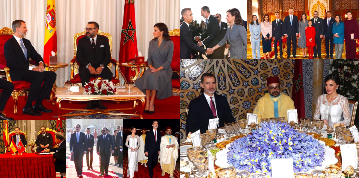Spanish State Visit to Morocco