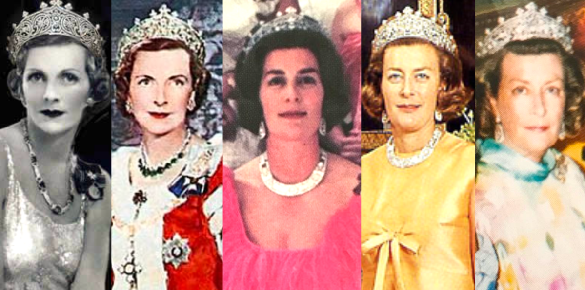 Mountbatten Tiara