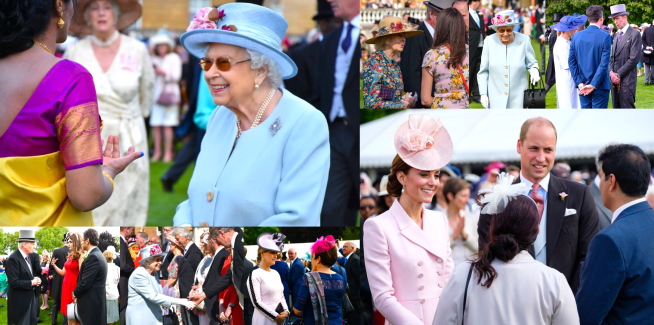 Garden Party at Buckingham Palace | The Royal Watcher