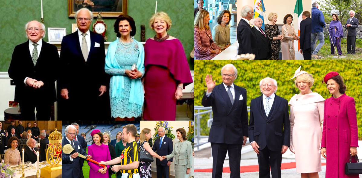 Swedish State Visit to Ireland