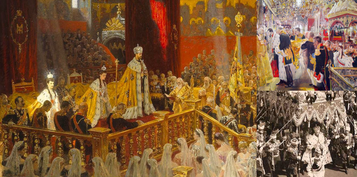 Coronation of Tsar Nicholas II